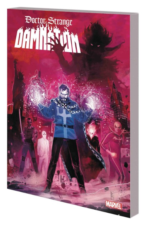 DOCTOR STRANGE: DAMNATION COMPLETE COLLECTION