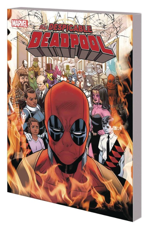 DESPICABLE DEADPOOL VOL 03: THE MARVEL UNIVERSE KILLS DEADPOOL