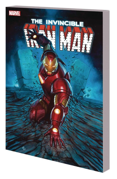 INVINCIBLE IRON MAN: THE SEARCH FOR TONY STARK