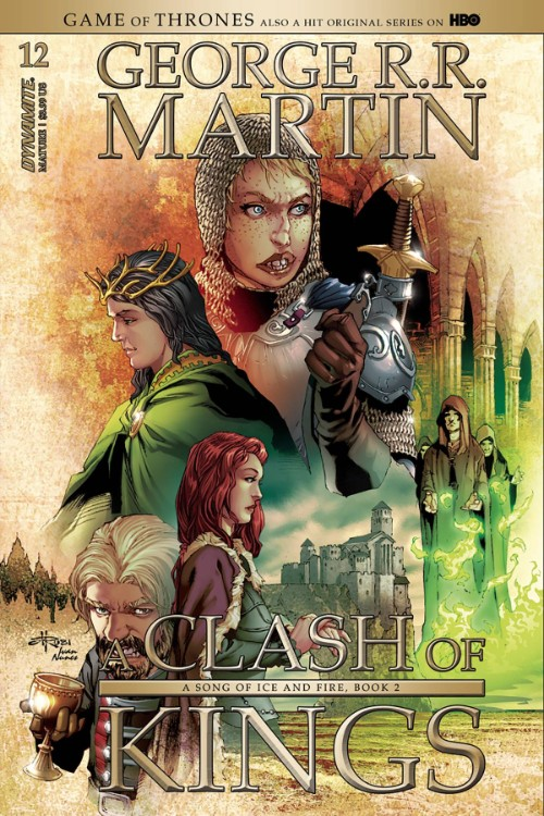 GAME OF THRONES: A CLASH OF KINGS#12