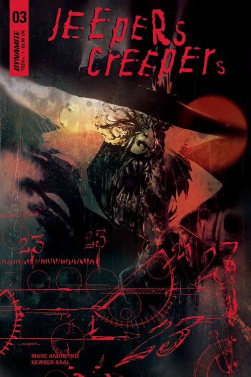 JEEPERS CREEPERS#3