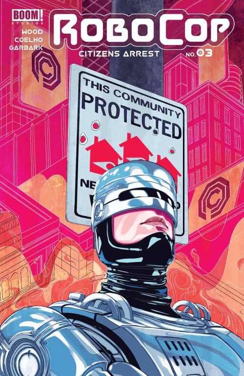 ROBOCOP: CITIZENS ARREST#3