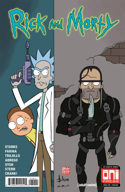 RICK AND MORTY#39