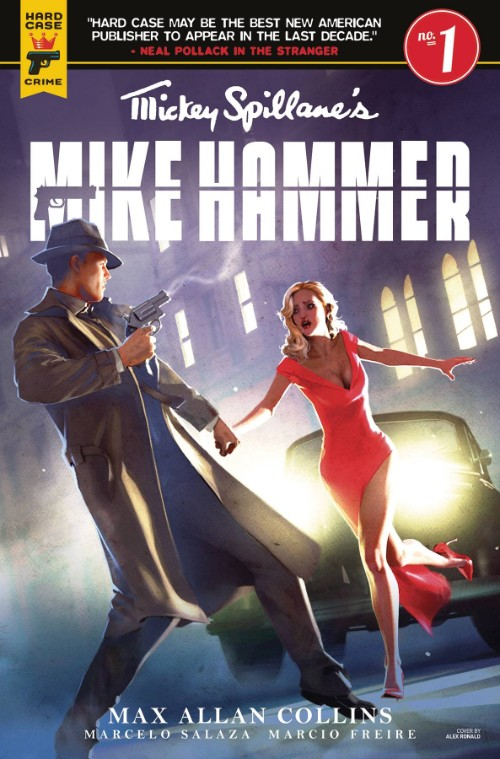 MIKE HAMMER#1