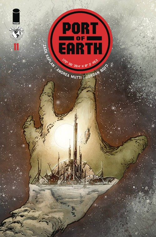 PORT OF EARTH#11