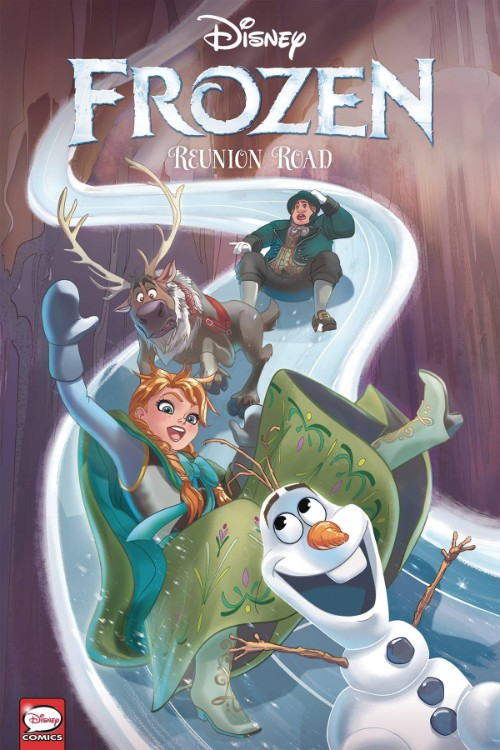 DISNEY FROZEN: REUNION ROAD