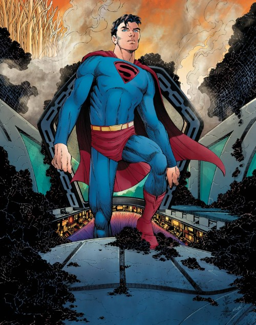 SUPERMAN: YEAR ONE#1