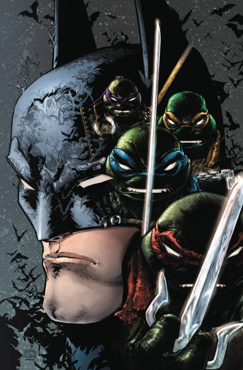 BATMAN/TEENAGE MUTANT NINJA TURTLES III #2