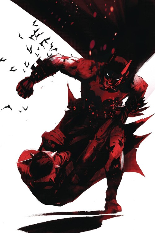 BATMAN WHO LAUGHS #6