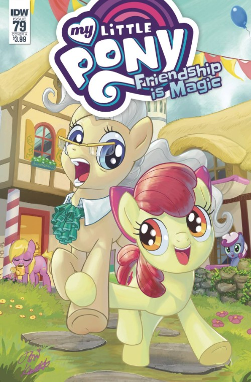 MY LITTLE PONY: FRIENDSHIP IS MAGIC #79