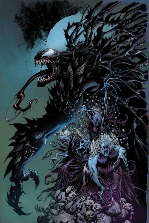 Get Started In VENOM Comic Books | Spiral Comics