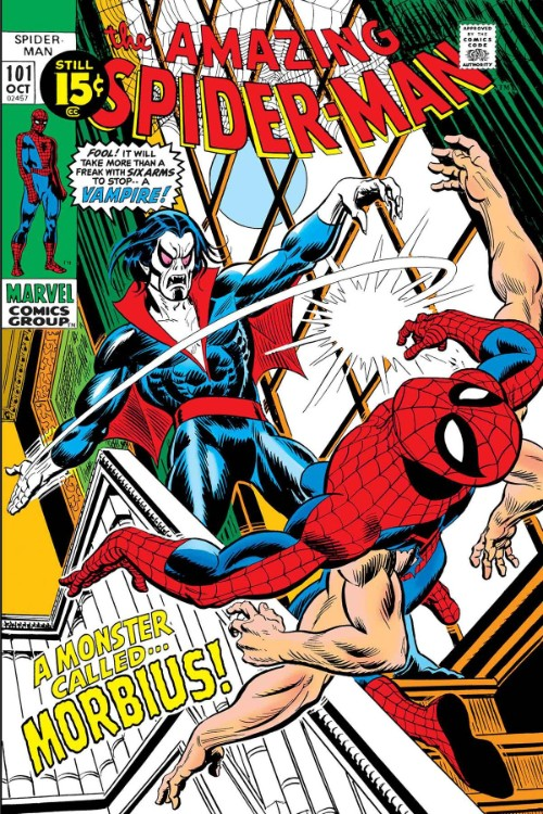 AMAZING SPIDER-MAN#101