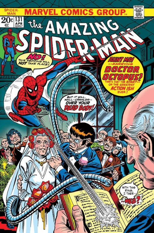 AMAZING SPIDER-MAN#131