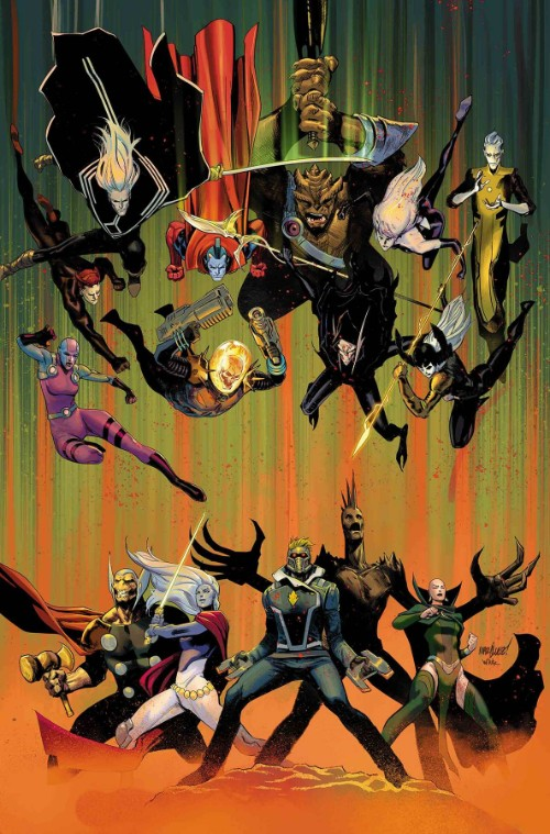 GUARDIANS OF THE GALAXY#6