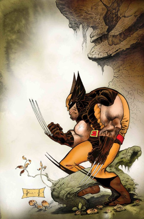 WOLVERINE: EXIT WOUNDS#1