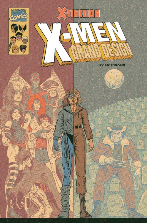 X-MEN: GRAND DESIGN--X-TINCTION #2