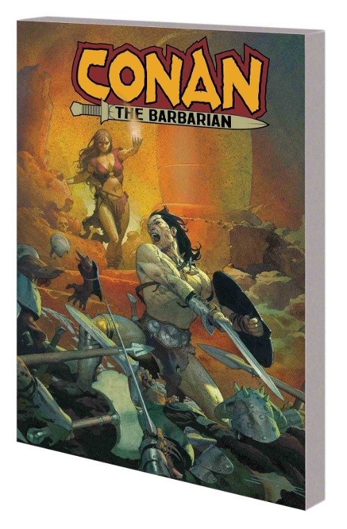 CONAN THE BARBARIANVOL 01: THE LIFE AND DEATH OF CONAN