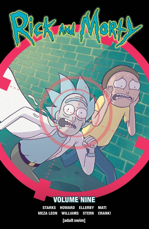 RICK AND MORTY VOL 09