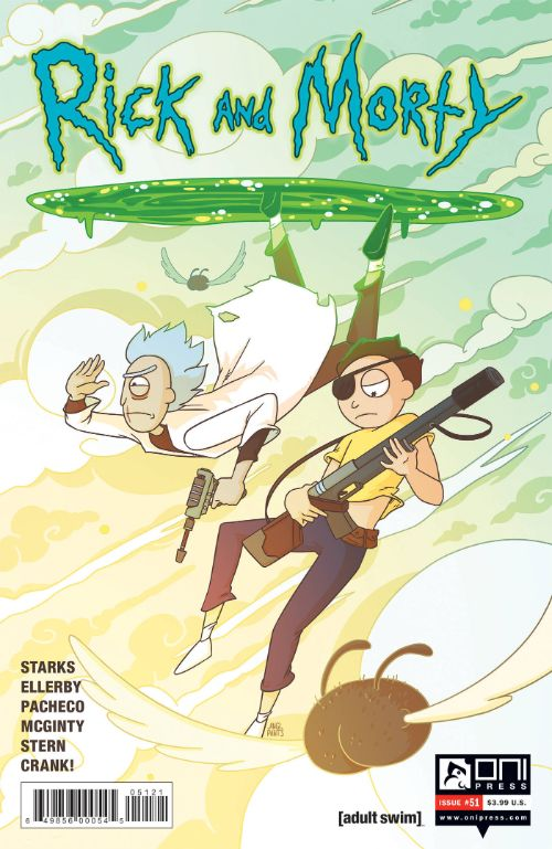 RICK AND MORTY#51