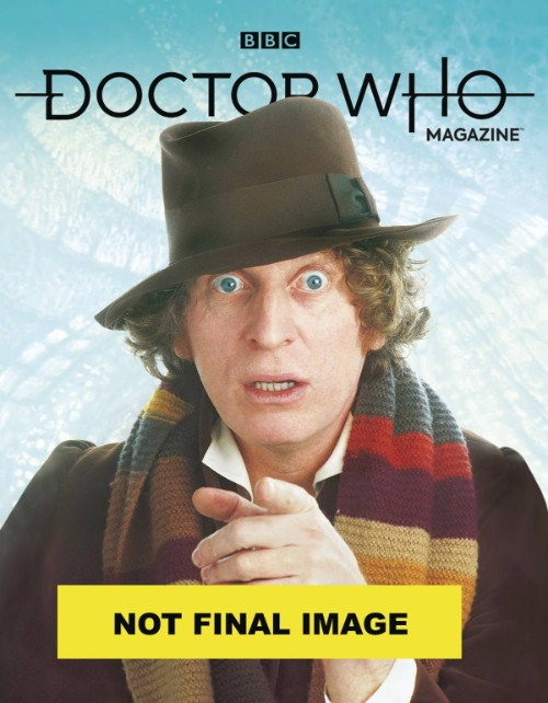 DOCTOR WHO MAGAZINE #539