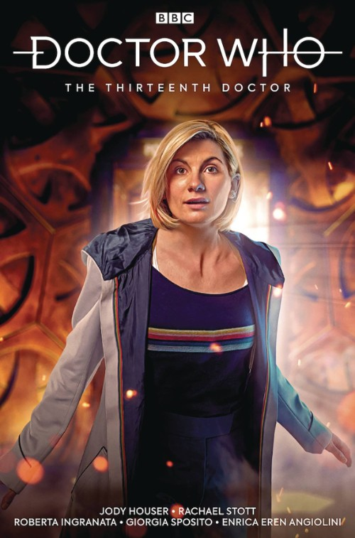 DOCTOR WHO: THE THIRTEENTH DOCTOR VOL 02: HIDDEN HUMAN HISTORY
