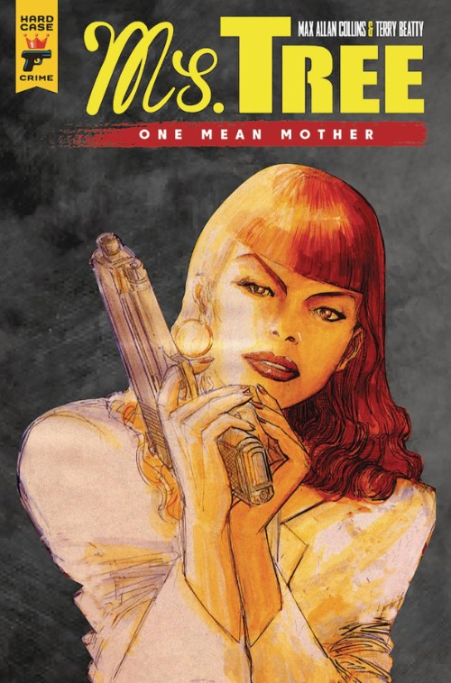MS. TREE[VOL 01]: ONE MEAN MOTHER