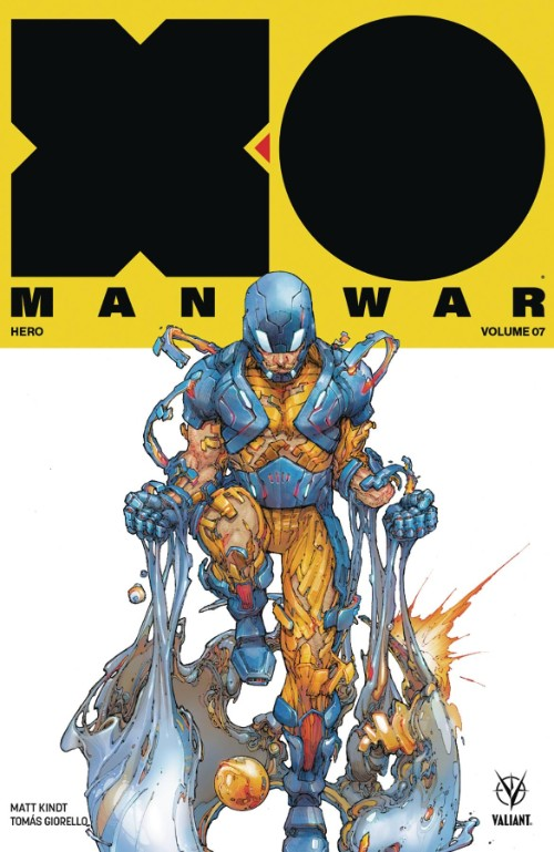 X-O MANOWAR VOL 07: HERO