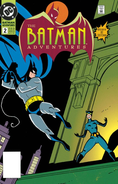 BATMAN ADVENTURES#2