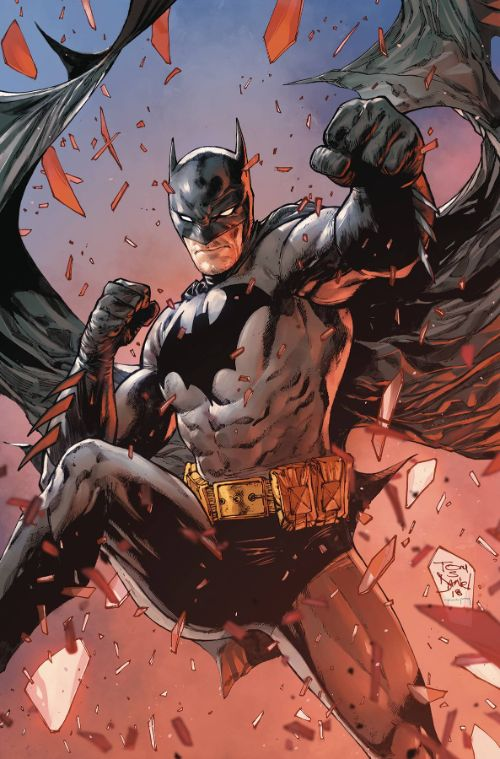 BATMAN: REBIRTH DELUXE EDITION BOOK 05
