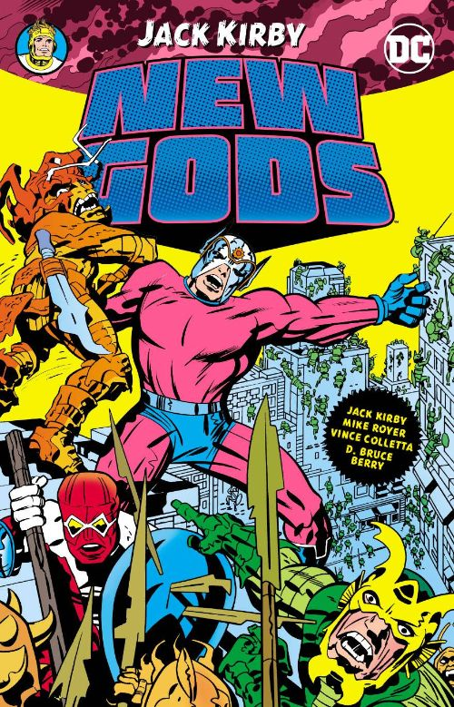 NEW GODS BY JACK KIRBY