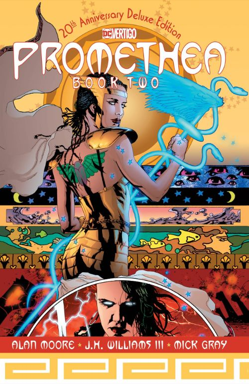 PROMETHEA: THE 20TH ANNIVERSARY DELUXE EDITIONVOL 02