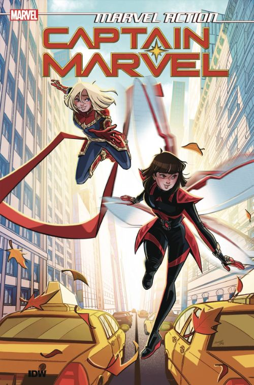 MARVEL ACTION: CAPTAIN MARVEL[VOL 02]: A.I.M. SMALL