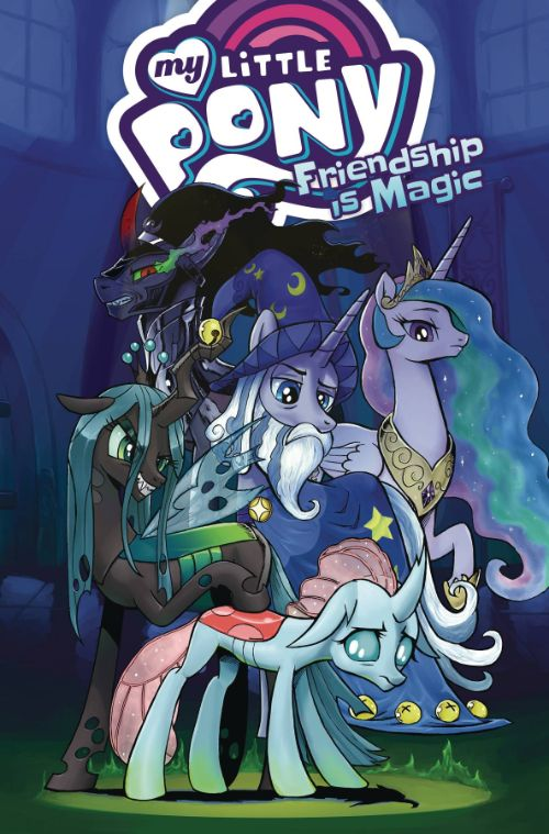 MY LITTLE PONY: FRIENDSHIP IS MAGIC VOL 19