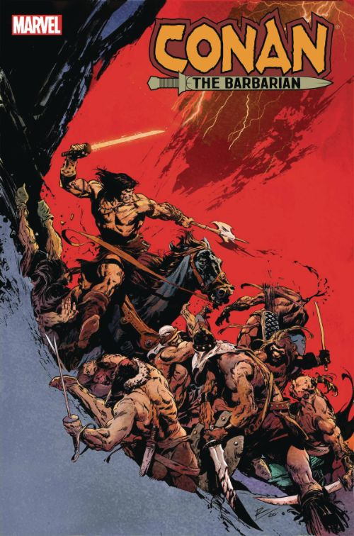 CONAN THE BARBARIAN#17