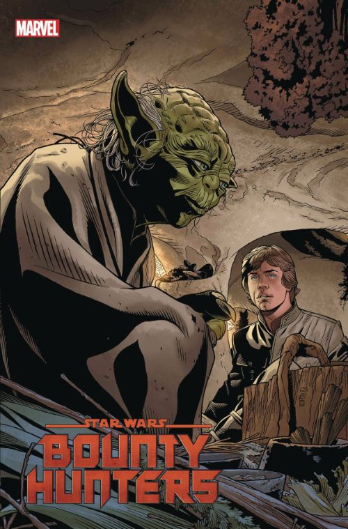 STAR WARS: BOUNTY HUNTERS#5