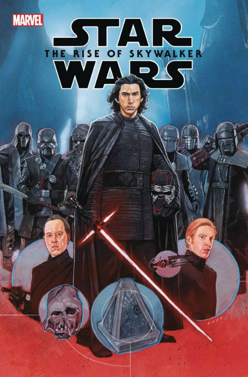 STAR WARS: THE RISE OF SKYWALKER ADAPTATION [2020] #1