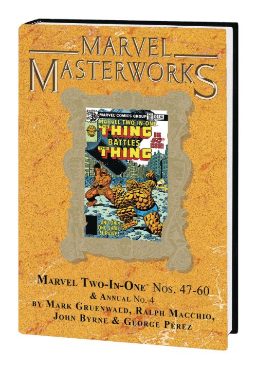 MARVEL MASTERWORKS: MARVEL TWO-IN-ONEVOL 05