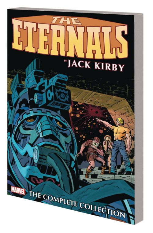 ETERNALS BY JACK KIRBY--THE COMPLETE COLLECTION