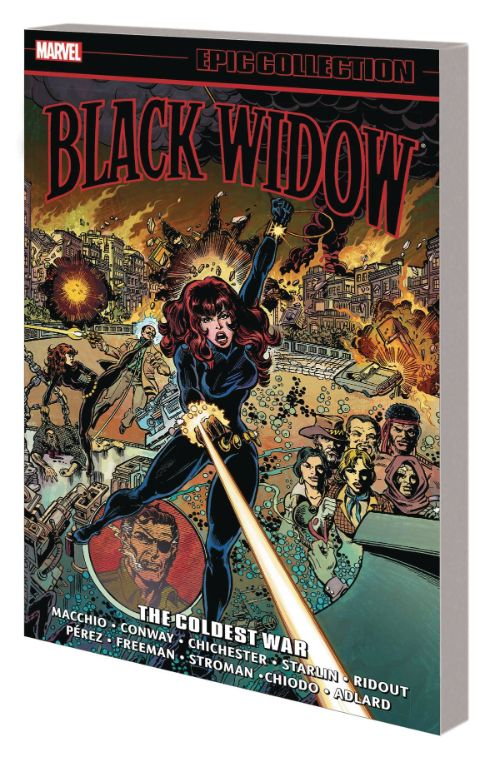 BLACK WIDOW EPIC COLLECTIONVOL 02: THE COLDEST WAR