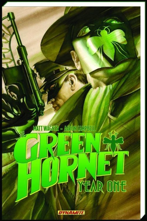 GREEN HORNET: YEAR ONEVOL 01: THE STING OF JUSTICE