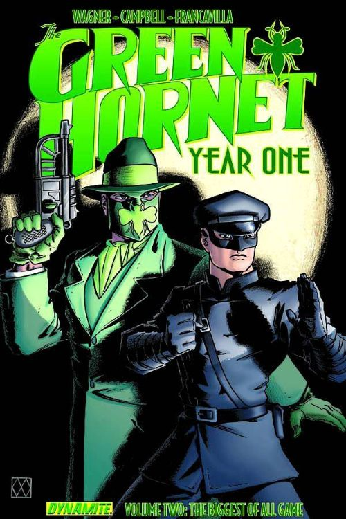 GREEN HORNET: YEAR ONEVOL 02: THE BIGGEST OF ALL GAME