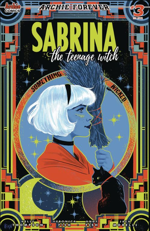 SABRINA THE TEENAGE WITCH: SOMETHING WICKED#3