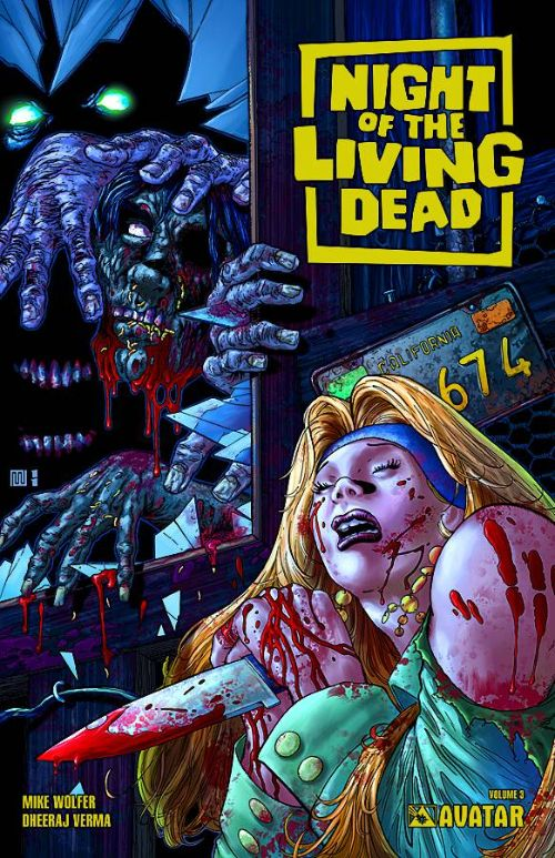NIGHT OF THE LIVING DEADVOL 03