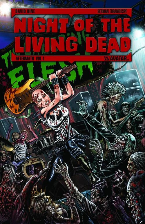NIGHT OF THE LIVING DEAD: AFTERMATHVOL 01