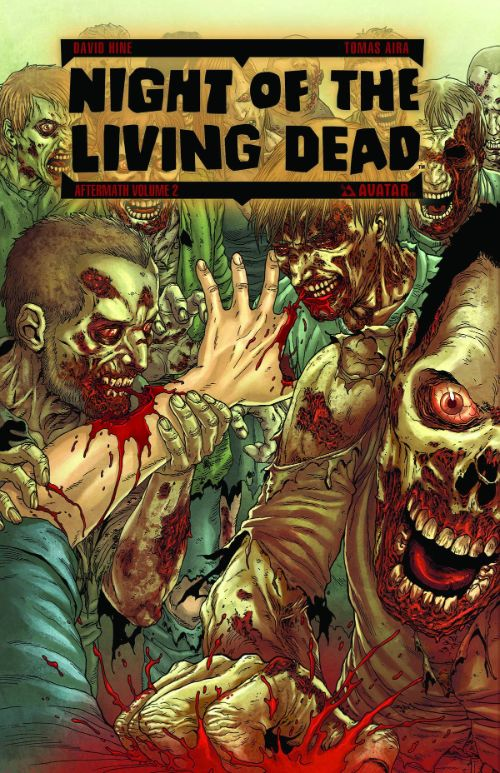 NIGHT OF THE LIVING DEAD: AFTERMATHVOL 02