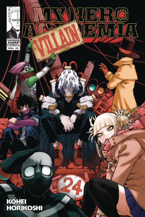 MY HERO ACADEMIA VOL 24