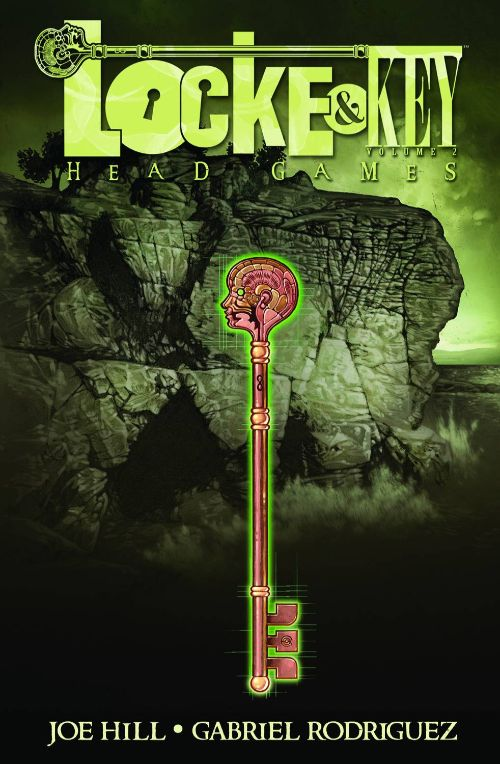 LOCKE AND KEY VOL 02: HEAD GAMES