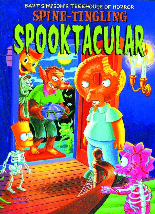 TREEHOUSE OF HORROR VOL 02: SPINE-TINGLING SPOOKTACULAR
