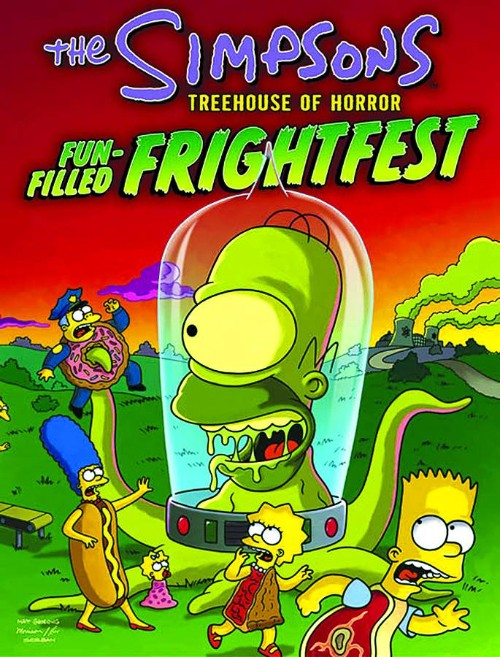 TREEHOUSE OF HORROR VOL 03: FUN-FILLED FRIGHTFEST