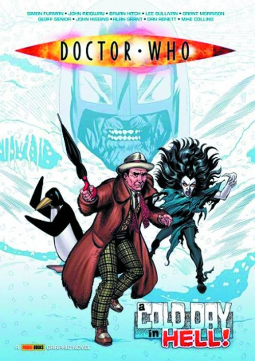 DOCTOR WHO: A COLD DAY IN HELL!